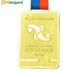 金張りの卸し売り記念品メダル