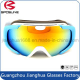 Lunettes polarisées protectrices extérieures fraîches de Snowboard de ski de lunetterie de sûreté de moto de lentille de sports d'hiver de modèle neuf chaud de vente