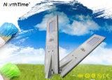 Réverbères solaires imperméables à l'eau extérieurs avec le détecteur de mouvement le jardin/cour
