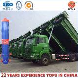 Cylindre hydraulique télescopique frontal aimable de Hyva pour le camion à benne basculante
