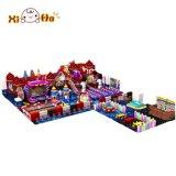 Прочного Популярные дизайн детские площадки для установки внутри помещений