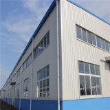 Vorfabriziertes galvanisiertes Stahlkonstruktion-Pflanzengebäude-Lager