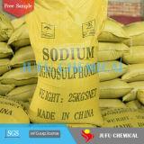 La lignina sulfonato de sodio como agente reductor de agua
