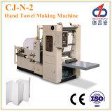 Cj-N-2 Toalla de mano que hace la máquina