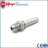 Ajustage de précision hydraulique convenable mâle de tuyau d'usine de Hebei d'acier du carbone