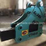 Sb40 ø 68 mm ciseau pour excavatrice Xn7180 4 5 6 7tonne