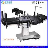 ISO/Ce anerkanntes Fluoroscopic Krankenhaus-chirurgisches Geräten-elektrischer hydraulischer Geschäfts-Tisch