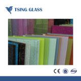 L'impression de l'Art Décoratif verre Silk-Screening