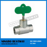 Water Meter (BW-L07)를 위한 도매 Lockable Brass Ball Valve