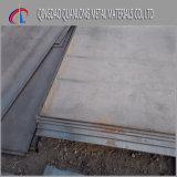 Placa de acero laminada en caliente resistente de Corten del tiempo