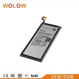 SamsungギャラクシーS7端のための高容量の移動式電池
