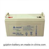 batteria profonda del gel di memoria del ciclo 12V120ah per illuminazione del LED