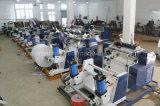Bond papel autocopiativo papel termosensible rebobinadora cortadora longitudinal