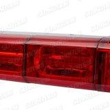 IP65 1204mm vermelho/branco/azul/âmbar 80/100/150W para barra de ambulância e caminhão de incêndio