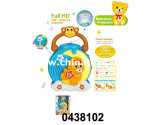 Пластиковый мультфильма Toy электрическая лампа Baby игрушек игрушка игрушки (1099131)