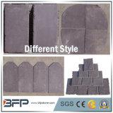 Naturel noir/gris/Rusty tuile en ardoise pour toitures