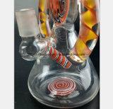 9.45-duim de Waterpijpen van het Glas van het Recycling van de Tabak van de Filter van de Pijp van het Glas