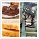 Linea di produzione automatica completa commerciale della macchina di fabbricazione di biscotti della cialda prezzo