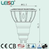 Forme halogène de taille standard 7W CRI90ra CREE Chip LED PAR20