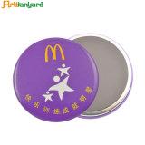 Promoción de aluminio con el logotipo distintivo Botón de impresión