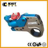 Kiet Marken-Hexagon-Kassetten-hydraulischer Drehkraft-Schlüssel mit Al-Ti Legierungs-Material