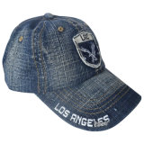 Jeans lavados Dad Hat com Gjjs Logotipo11