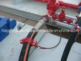Wp5000psi et 10000psi API spirale Fil d'acier de forage rotatif flexible en caoutchouc