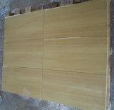 2016熱い販売のCanteraの平板および砂岩タイルの黄色の木の砂岩