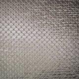 Luxuriöses geprägtes synthetisches Belüftung-Wand-Papier-Ausgangsdekoration-Leder