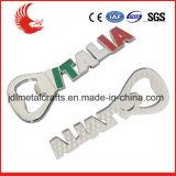 Kundenspezifisch Druckguss-weichen Decklack-Magnet-Flaschen-Öffner
