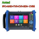4K H. 265 CCTV-Prüfvorrichtung-Monitor für Kamera IP-Ahd Tvi Cvi