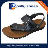 Nouvelle conception de chaussures hommes arabe sandale
