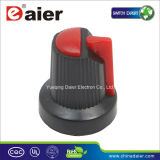 기타 Parts Potentiometer Control Plastic Knob 6mm Shaft