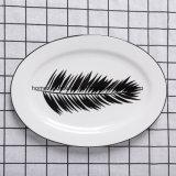 ホテルのための中国の製造業者のCeriamicの食事用食器セット