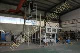 Ballon Padder u. Detwister Textilfertigstellungs-Maschinerie
