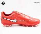 Ботинок футбола высокого качества Unisex для ботинок спортов людей с TPU