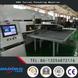 5 imprensa de perfurador da torreta da movimentação do CNC da linha central D-Es300/máquina de perfuração servo