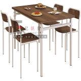 중국 공급자 대중음식점 가구 4 Seaters 식탁 & 의자