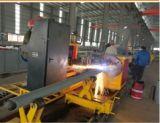 Máquina de estaca do plasma do CNC para o alumínio da tubulação de aço