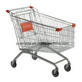 Compra Trolley-210L do supermercado