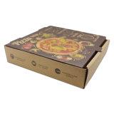 주문 창조적인 기술 종이 식품 포장 상자 피자 상자