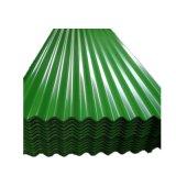 PPGI PPGL ondulé en acier de couleur tôle de toit