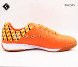 Chaussures du football pour d'intérieur avec Outsole en caoutchouc