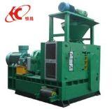 Operación conveniente el lodo y polvo de aluminio máquina de hacer los aglomerados