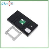 7インチのIDのカード機能のカラーによってワイヤーで縛られるビデオドアの電話相互通信方式