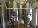 ステンレス鋼のJacketed醸造物のやかんのBrewhouse