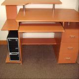 Mesa moderna feito-à-medida do computador com gavetas