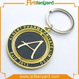 Metallo promozionale personalizzato Keychain di marchio