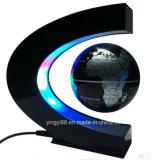 Globe de flottement d'air de lévitation magnétique avec des éclairages LED