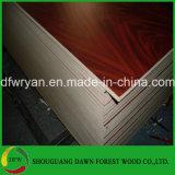 E1 MDF melamina grau AA placa MDF decorativas